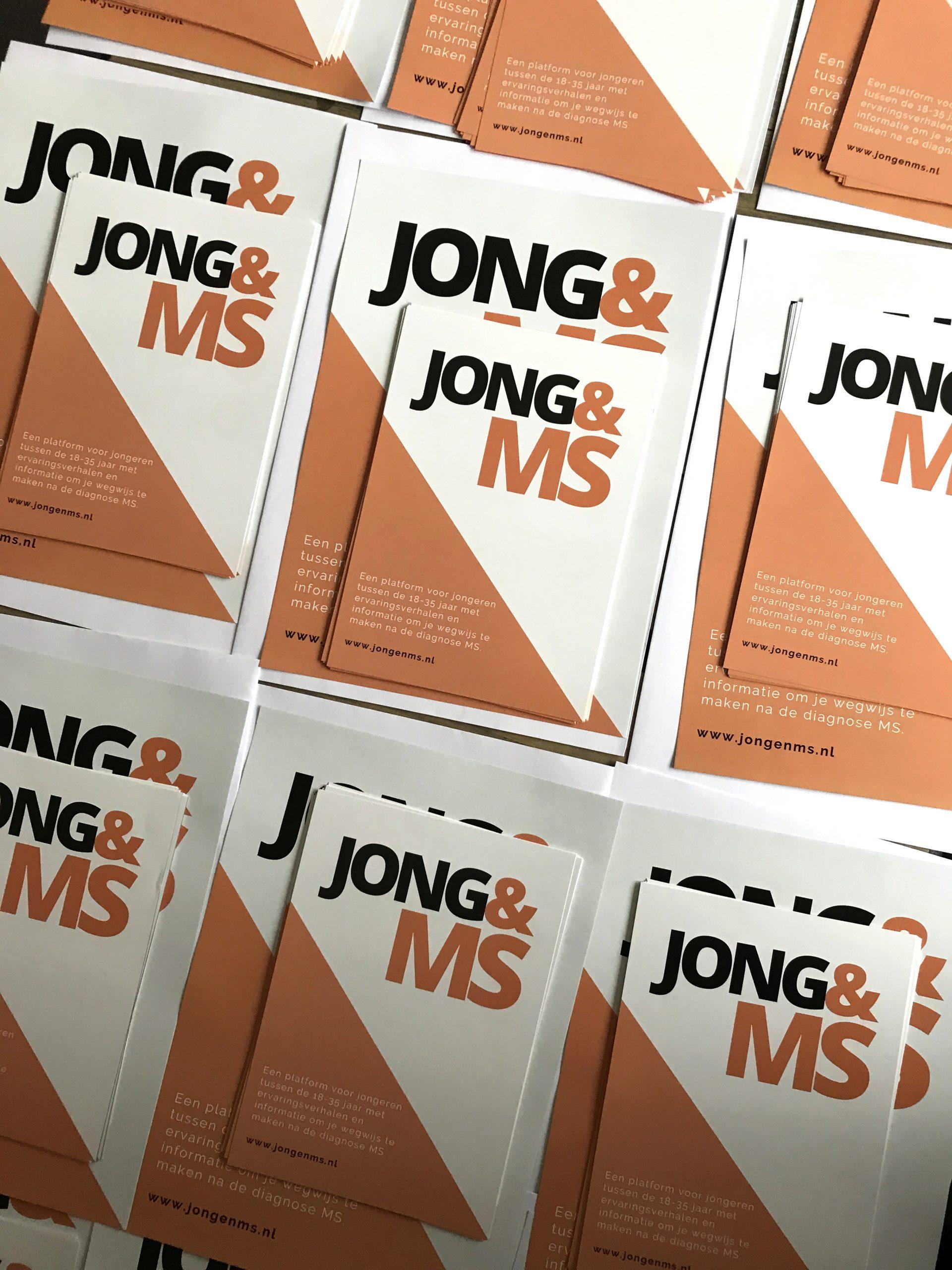 JongenMS flyers