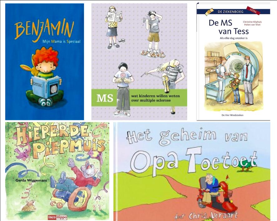Boekjes voor kinderen MS