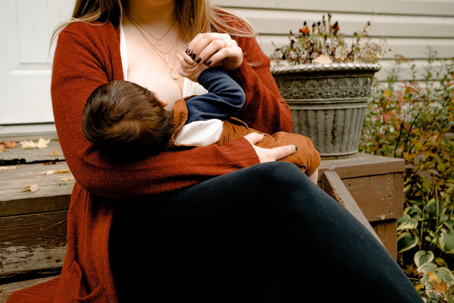 Zwanger en gezin – Borstvoeding MS